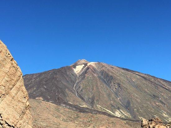 Granadilla de Abona, Hiszpania: Volcanic Peak
