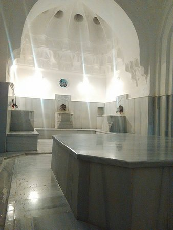 Edirne, Turki: Inside women´s hamam room