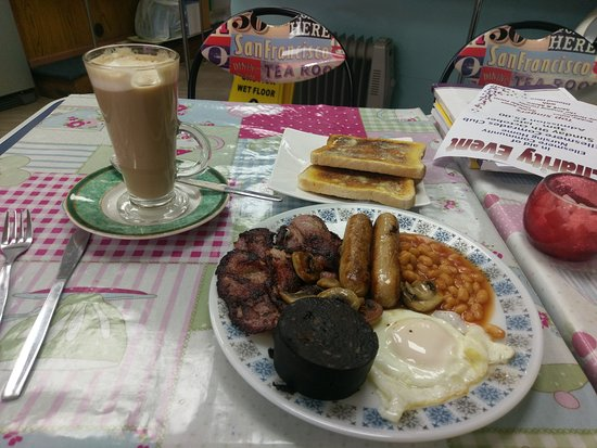 the treacle mine the best breakfast for miles around