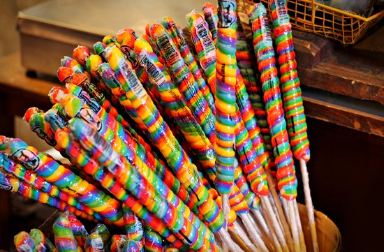 "Granville, NY: ""Penny"" candy"