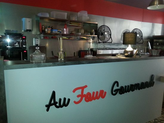 Charolles, Francia: Four Gourmand