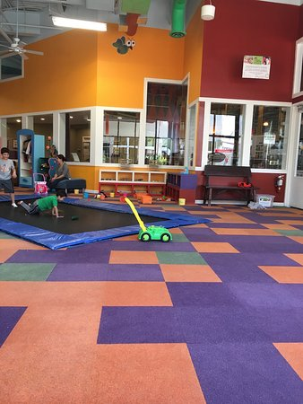 Cool Beans Indoor Playground Cafe