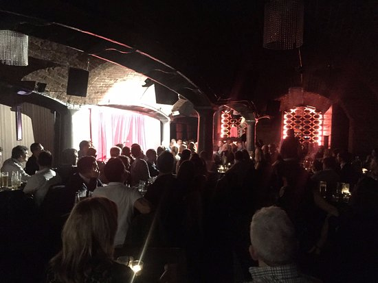 Liverpool Comedy Central: Packed fun house