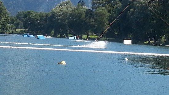 Wet-Sport Wasserski- Und Wakeboardanlage Hodenauersee
