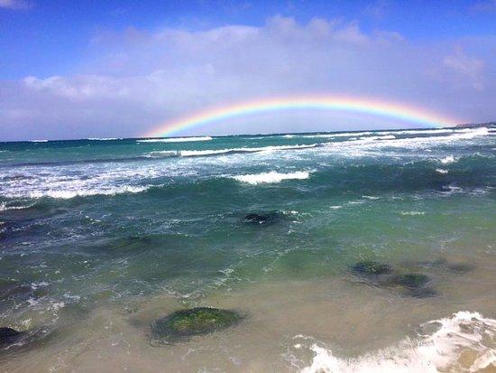 Paia, Hawái: Rainbow@Baby Beach