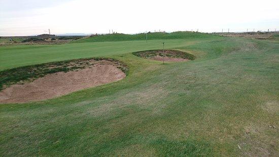 Troon, UK: Kilmarnock Barassie Golf Club