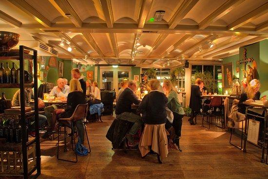 Baarn, The Netherlands: winebar Cosa