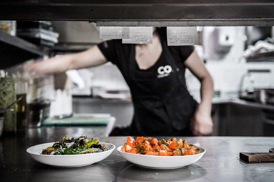 Baarn, The Netherlands: cucina Cosa