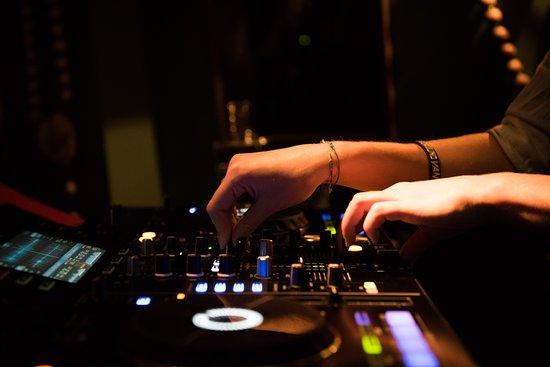 Baarn, The Netherlands: every friday DJ Cosa