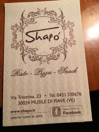 Musile di Piave, อิตาลี: Shapò