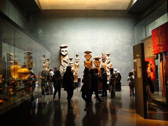 متحف فن كولومبيا القديم