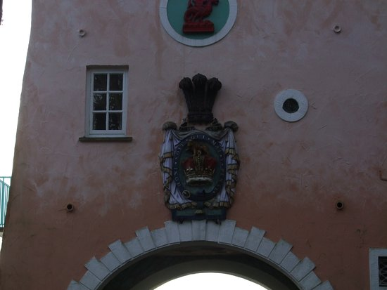Bilde fra Portmeirion