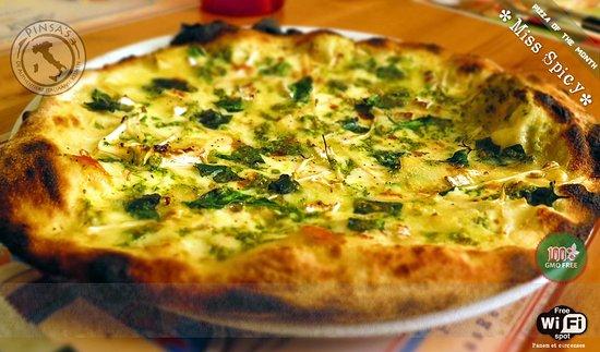 Pinsa's Restaurant: Miss Spicy Pizza