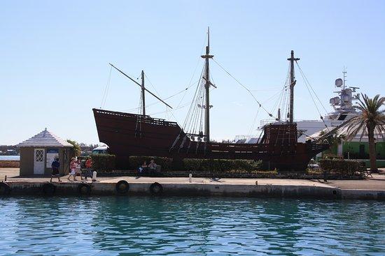 Ordnance Island Photo