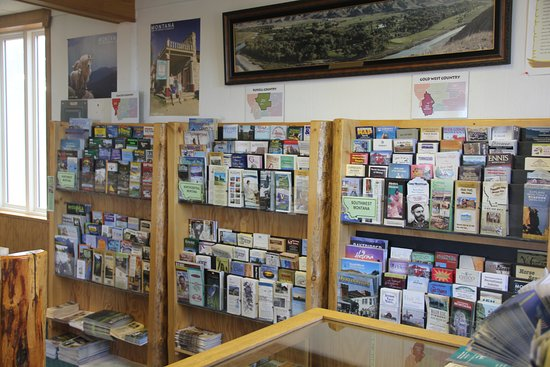 Shelby, Монтана: Plenty of visitor information available for the whole state of Montana!