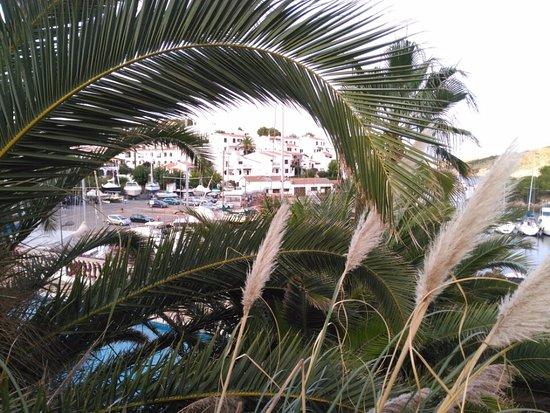 Mercadal, España: diferente punto de vista