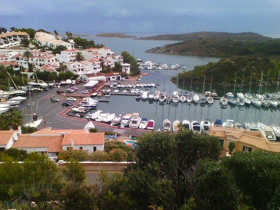 Mercadal, España: puerto de Addaia