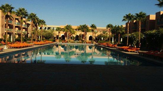Foto de Hotel Les Jardins de l'Agdal