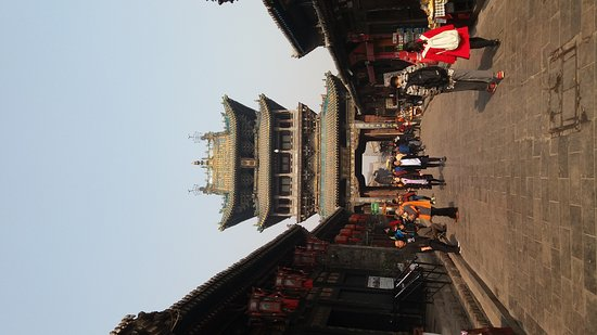 Pingyao County, China: 20161105_112221_large.jpg
