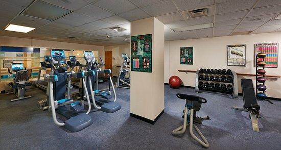 Penn Stater Conference Center: 24 Hour Fitness Center