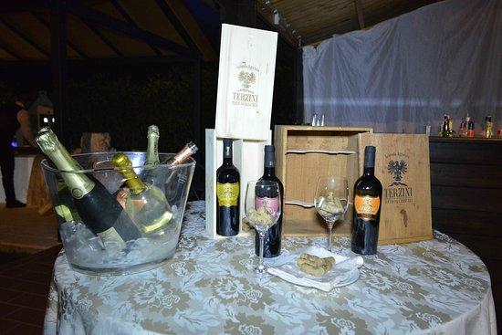 Tocco da Casauria, Italia: vini