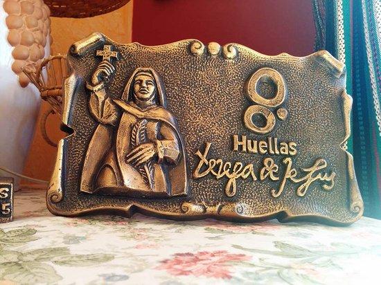Villanueva de la Jara, Spain: Huellas de Teresa de Jesús
