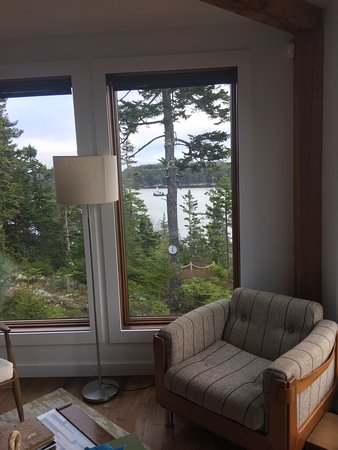 Machiasport, ME: Views in and around the house