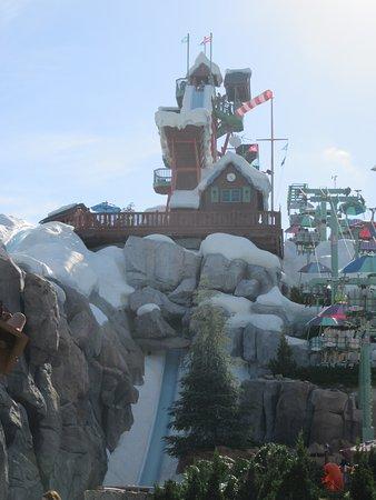 Blizzard Beach: Speed Slide