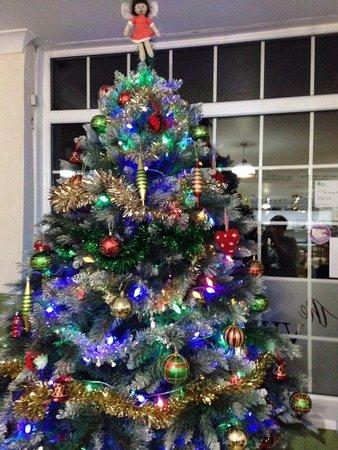 Aylesford, UK: Christmas 2016
