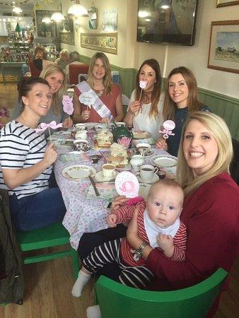 Aylesford, UK: baby shower