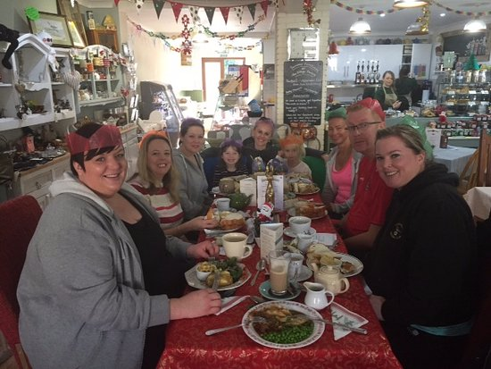 Aylesford, UK: Christmas get together