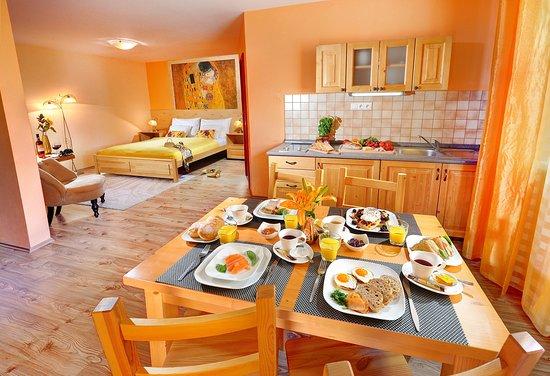 Tatranska Lomnica, Slovaquie : Modern and elegant Luxury suites offers everything for maximum comfort.