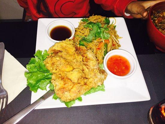 Le Wok Saint Germain Paris Odéon Saint Michel Restaurant