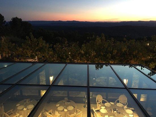 Tourtour, Francja: Extérieur et vue de chambres
