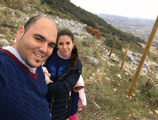 El Gastor, Espanha: En la cima de la ruta
