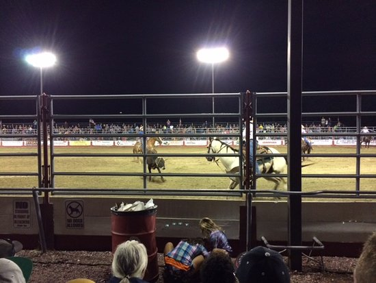 Castleton, VT: Pond Hill Ranch Rodeo