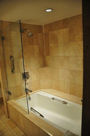 Park Hyatt Washington: Extra Long Bathtub