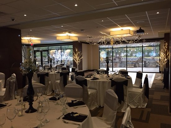 Invermere, Canada: Christmas Parties at Copper Point Resort, catered by your Elements Kitchen
