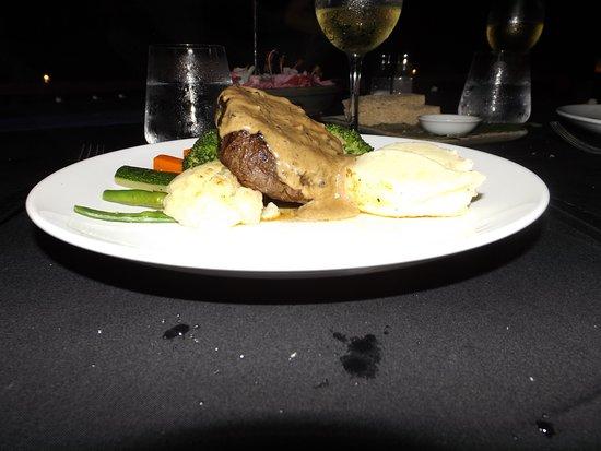 Destination Dining: Australian beef tenderloin