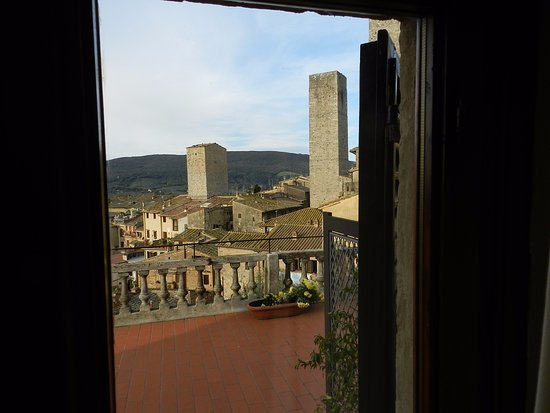 La Cisterna Hotel-bild