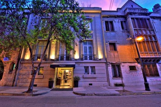 Lastarria Boutique Hotel Photo