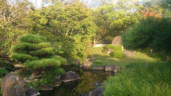 taman yang indah picture of kokoen garden himeji