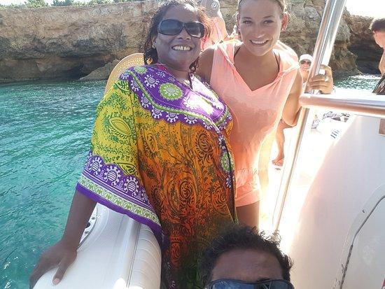 Oyster Pond, St. Maarten: Meikka