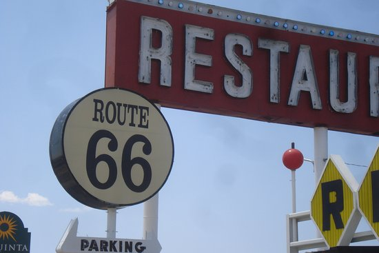 Santa Rosa, NM: Restaurant Route 66