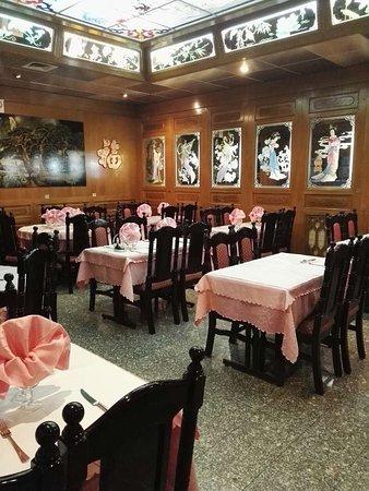 La Grande Muraille Restaurant Noisy Le Sec
