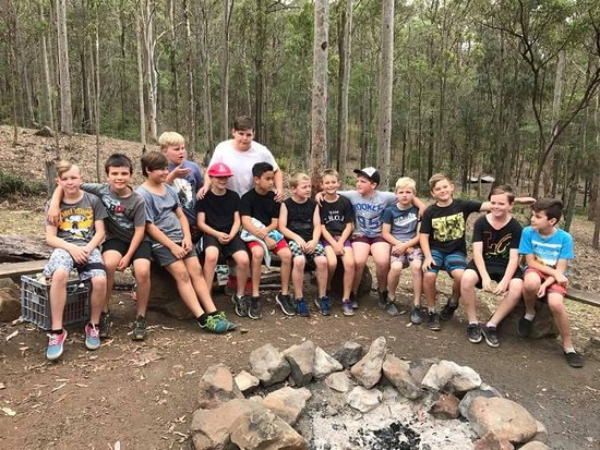 North Tamborine, Australia: Before we hit the mud!