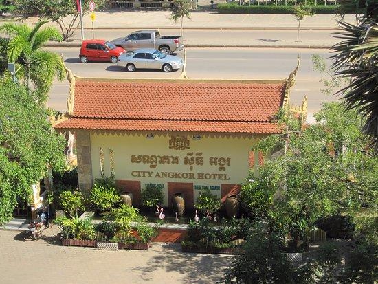 City Angkor Hotel Photo