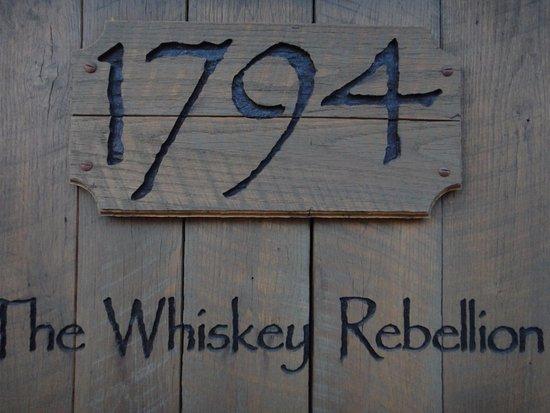 Carlisle, Pensilvania: very historical name for the restaurant!