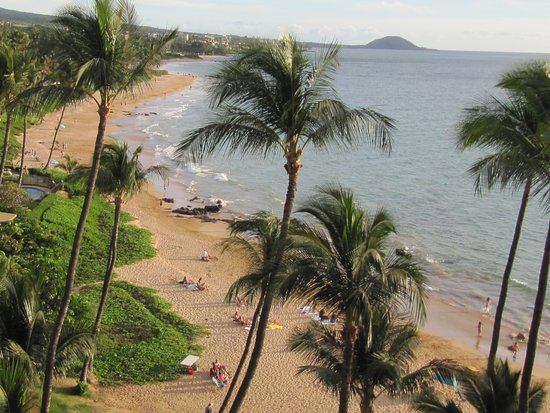 Mana Kai Maui: View from the seventh floor