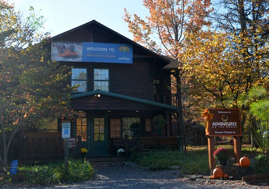 Lansing, Virginia Occidentale: Resort Check In